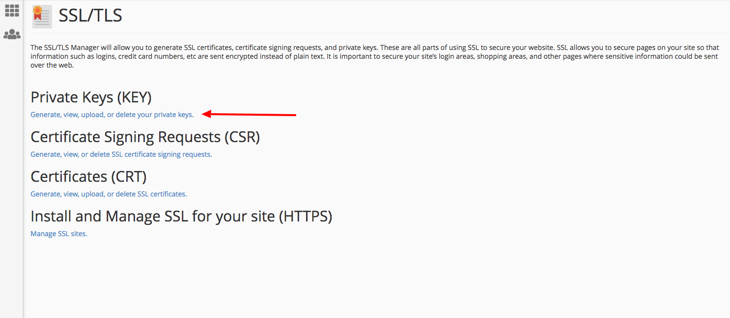 How To Install An Ssl Certificate With Easyweb Easydns